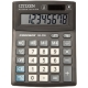 Калькулятор настольный Correct 8 разрядов двойное питание черный SD-208